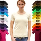 James & Nicholson - Ladies Basic T- Shirt