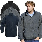 Texas Bull - Fleecejacke 'Polarfleece Full Zip' - bis Gr. 6XL