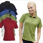 Clique - Damen Poloshirt 'Arizona Ladies'