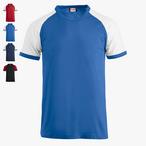 Clique - T-Shirt 'Raglan Tee'