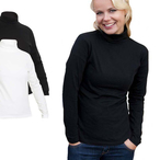 Clique - Rollkragen-Shirt 'Ezel'