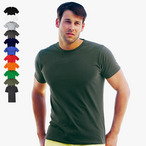 Fruit of the Loom - Fitted Valueweight T-Shirt