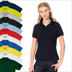 SG - Ladies Cotton Poloshirt