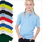 SG - Kids Cotton Poloshirt