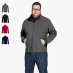 Promodoro - Men's Double Fleece Jacket