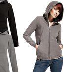 Promodoro - Women's Hooded Fleece Jacket