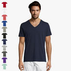 Sol's - T-Shirt 'Master' mit V-Ausschnitt
