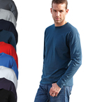 James & Nicholson - Herren Longsleeve Medium