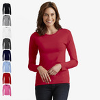 Gildan - Ladies Softstyle Longsleeve Shirt