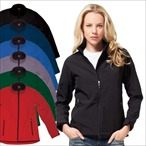 SG - Ladies Softshell Jacke