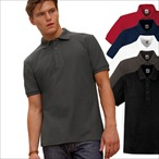 Fruit of the Loom - Heavy Poloshirt
