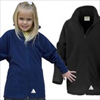 Result - Kinder Micron Fleecejacke