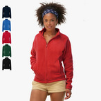Fruit of the Loom - Lady-Fit Fleecejacke