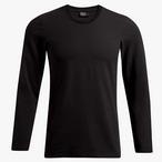 Promodoro - Herren Slim Fit-T Langarmshirt