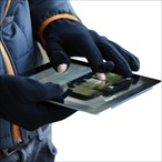 Myrtle Beach - Touchscreen Microfleece Handschuhe