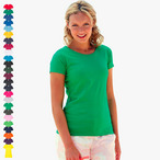 Fruit of the Loom - Lady-Fit T-Shirt 'Valueweight T'
