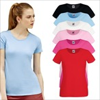 Fruit of the Loom - Lady-Fit T-Shirt 'Crew Neck T'