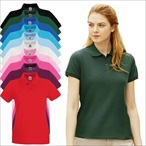 Fruit of the Loom - Lady-Fit Premium Poloshirt