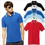 Fruit of the Loom - Kontrast Poloshirt 'Tipped Polo'