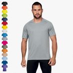 Kariban - Herren Funktions Sport T-Shirt