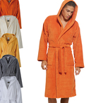 Myrtle Beach - Bademantel mit Kapuze 'Functional Bath Robe Hooded'