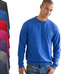 Just Hoods - Herren Sweatshirt 'Heather Sweat'
