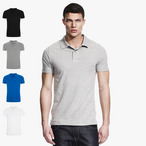 Continental - Men's Urban Brushed Poloshirt