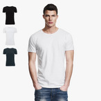 Continental - Men's Raw Edge Jersey T-Shirt