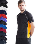 Finden+Hales - Piped Performance Poloshirt
