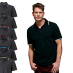 James & Nicholson - Coldblack® Poloshirt
