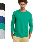 B&C - Sommer-Sweatshirt 'Raglan Sweat Reef /Men'