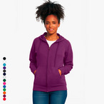 Fruit of the Loom - Lady-Fit Lightweight Hooded Sweat Jacket