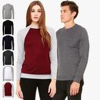 Bella+Canvas - Unisex Lightweight Sweater