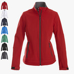 Printer - Damen Softshell-Jacke 'Trial'