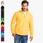 Kariban - Microfleece Pullover mit 1/4 Zip 'Enzo'