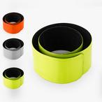 Snap-Armband mit reflektierender Folie