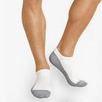 Gildan - 6 Paar Sneakers 'Platinum' (weiß)