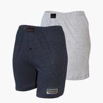 Gomati - 2er-Pack Herren Basic Boxershorts