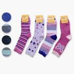 Footstar - 4er Pack Kinder Socken 'Farbig'