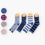 Footstar - 4er Pack Kinder Socken 'Fun'