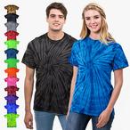 Colortone - Unisex Batik T-Shirt 'Spider'