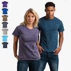 Colortone - Unisex Batik T-Shirt 'Mineral Wash'