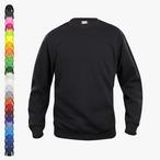 Clique - Unisex Pullover 'Basic Roundneck'