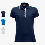 Clique - Damen Poloshirt 'Seattle Ladies'