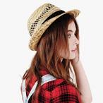 Beechfield - Unisex Sommer Strohhut 'Summer Trilby'