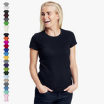 Neutral - Damen Fitted T-Shirt