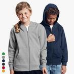 Neutral - Kinder Sweatjacke 'Zip Hoodie'