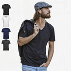 Tee Jays - Herren V-Shirt 'Fashion Soft-Tee'