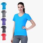 Spiro - Damen Fitness T-Shirt