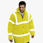 Dickies - Industry Parka 'High Viz'